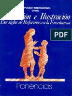 Educacion e Ilustracion