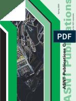 ASNT Publications Catalog