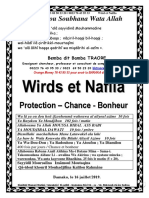 Wird Et Nafila à Faire (1)