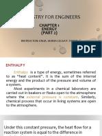 Energy (part 2)
