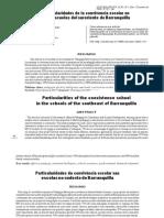 Evaluación de Artículo Científico