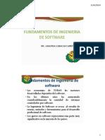 Fundamentos de Ingenieria de Software u1