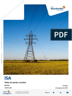 ISA - Actualización de Cobertura - Todas Las Partes Cuentan - Junio 2019