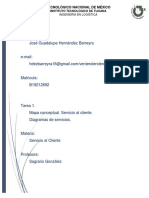 Tarea1.- Mapa Conceptual y Diagramas de Flujo