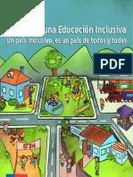 Libro Para Colorear Inclusion