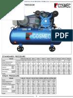 cosmec compressor