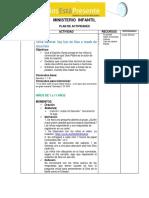 Ministerio DEP Infantil 15-Sept