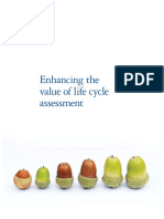 Enhancing the Value of Life Cycle Assessment