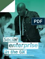 Social Enterprise in the Uk Final Web Spreads