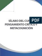 Sílabo_pensamiento crítico metacognición.PDF