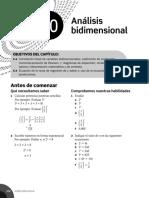 Análisis bidimensional