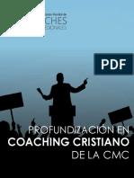 Profundizacion en Coaching Cristiano