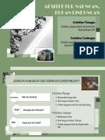 Kelompok 4 Arsitektur Nusantara