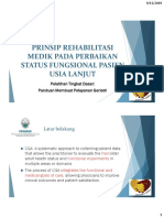 Prinsip Rehabiliasi Medik - WA