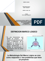 Marco Logico _nady Rivera