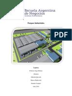 TP Logística Parques Industriales