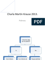Charla Martín Krause 2013