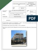 Informe Post -Inspeccion Edyficar -Juliaca 2