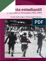 Protesta Estudiantil y Represión en Venezuela 1983-1993