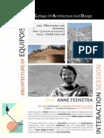 Anne Feenstra Talk 10-10-2018 2