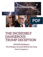 374. The Incredibly Dangerous Trump Deception