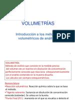 Volumetrias