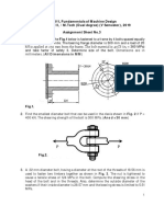 Assignment No.3 Bolted Joints