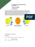 IC Diferencia de Proporción
