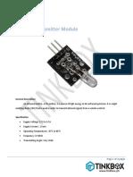 Keyes - Infrared Transmitter Module