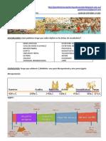 Tema 2 Guía de Estudio Mesopotamia y Egipto