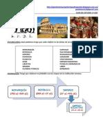 Tema 4 Guía de Estudio Civilización Romana