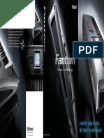 Guide utilisation Fantom Roland