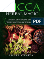 Wicca Herbal Magic a Wiccan Guide and Grimoire for Working Magic With Herbs and Plants, Simple Herb Spells and Rituals to Learn Practicing Witchcraft_nodrm
