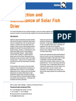 Construction and maintenance of Solar Fish Drier.pdf