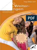 Yoga Vidya Aus- und Weiterbildungen 2020