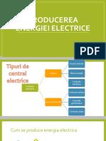 0 Producerea Energiei Electrice