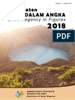 Kabupaten Ende Dalam Angka 2018