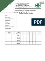 Rm 17 Daftar Monitoring Anestesi