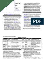 Conversions Factsheet