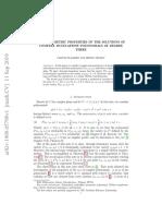 COMPLEX MULTI-AFFINE POLYNOMIALS OF DEGREE THREE