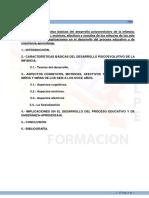 Tema 1. El Desarrollo Psicoevolutivo (Revisado)