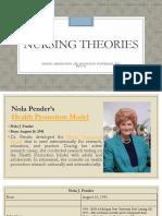 Nursing-Theories (Nola Pender)