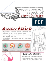 Psych Aspect of Sexual Desire