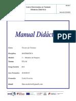 Manual Modelos