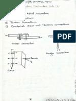 Bolt Nut Connection Design
