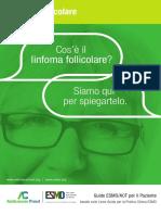 IT Linfoma Follicolare Una Guida Per Il Paziente