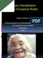 Geriatric Rehabilitation (Conceptual Model)