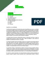 Teoria do Processo Administrativo Organizacional