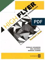 High Flyer Teacher s Book