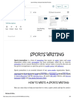 Sports Writing _ Volleyball _ Basketball Positions